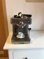Top Zustand Gastroback Edelstahl Espressomaschine
