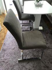 Verkaufe 3 Neuwertige Stühle