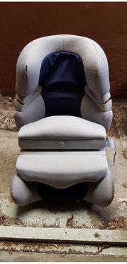 BMW Kindersitz mit Fangkorb Isofix