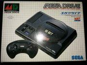 Sega Mega Drive Japan Konsole