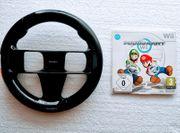Nintendo Wii Mario Kart Spiel