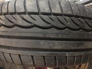 Alufelgen mit Dunlop 225 55R