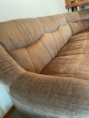 Schnäppchen Ecksofa mit Sessel und