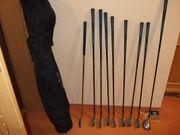 Golfausrüstung incl Tasche