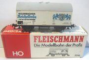 Fleischmann H0 Bierwagen Reichelbräu 5046