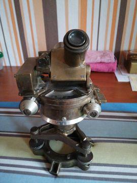 Sonstige Sammlungen - Militaria Messgerät für Artilleriekanone von