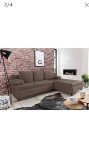 Sofa Couch Schlafsofa Schlafcouch NEUWERTIG
