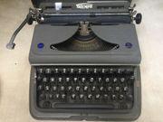 TRIUMPH Norm 6 Schreibmaschine mit