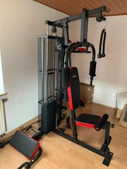 Multifunktionale Fitness-Station