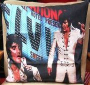 Kissenhülle Elvis Presley