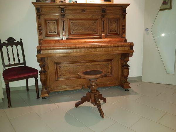 Klavier Konzertpiano Knauss Profiklang antik