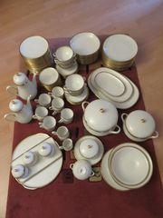 Hutschenreuther Tee- Kaffee- und Speiseservice