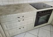 Küche L-Form komplett mit Geräten