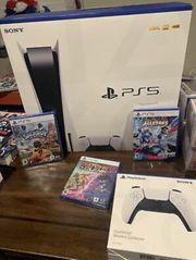 Sony PlayStation 5 Weiß