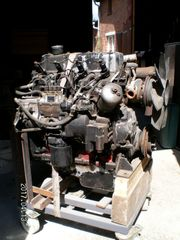 Motor für Multicar