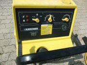 heißwasser hochdruckreiniger kärcher HDS 610