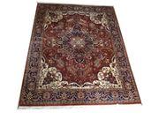 echter handgeknüpfter Orient Perser Teppich