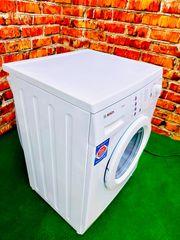 6Kg Waschmaschine von Bosch Lieferung