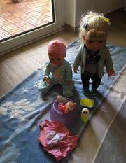 Baby Born Puppen