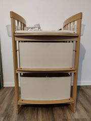 Stokke Care Wickeltisch in Buche
