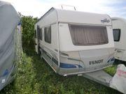 Fendt Wohnwagen Saphir TK 540