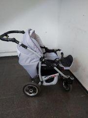 Kinderwagen Largo 3 in 1