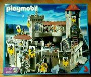 Grosse Loewenritterburg von Playmobil Nr