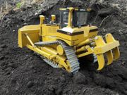 Caterpillar CAT D8R Planierraupe 1