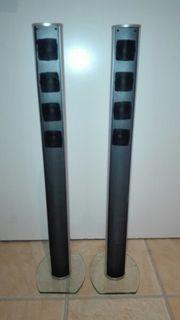 zwei Stand Lautsprecher 10 W
