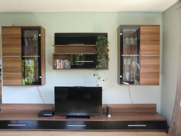 Hochwertige Wohnwand Und Sideboard Gunstig Abzugeben In Gross