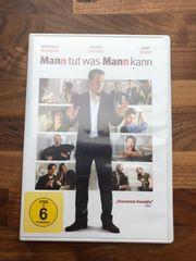 DVD Mann tut was Mann