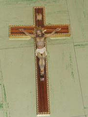 verschiedene Vintage Krutzifix Kreuze zu