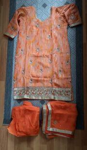 indische Bollywood Kleidung Salwar Kameez