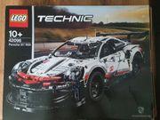 lego Technik Porsche 911