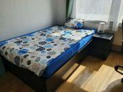 IKEA Bett Matratze 140x200cm inkl