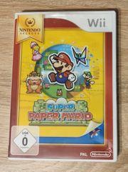 Super Paper Mario Wii Spiel