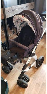 ABC Design Kombi-Kinderwagen Kombi Kinderwagen