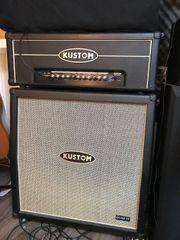 Gitarren-Stack Kustom Quad 100 Head