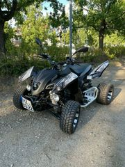 Quad ATV Herkules Adly Hurricane