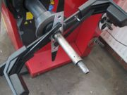Motorrad-Spannmittel Aumo2 für die Auswuchtmaschine