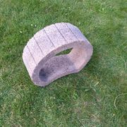 Pflanzring Planzkübel Betonkübel grau