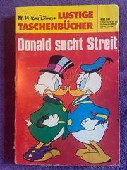 lustiges Taschenbuch Band 14 1970