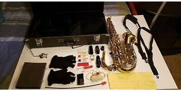 Yamaha Altsaxophon