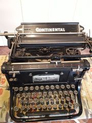 Antike Schreibmaschine Continental