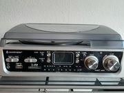 Soundmaster Digitaler Plattenspieler und -wandler
