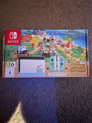 Nintendo Switch Animal Crossing Limited