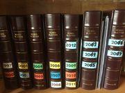 Numisblätter kompl von 1997-2018