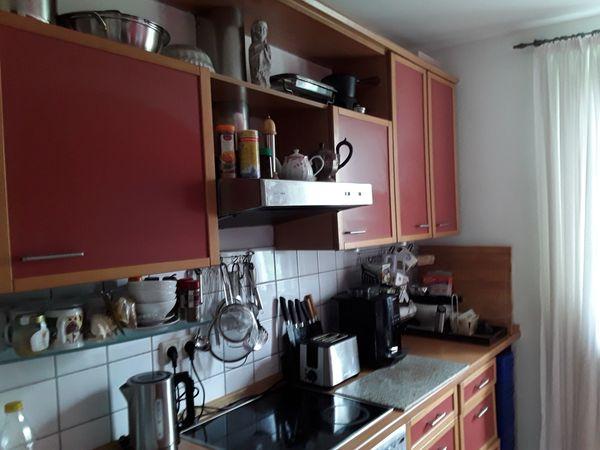 Küche mit Elektrogeräten in München - Küchenzeilen ...