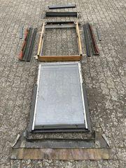 VELUX Dachfenster mit Eindeckrahmen GGL