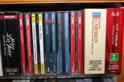 Oper CD - Privatsammlung - Auflösung